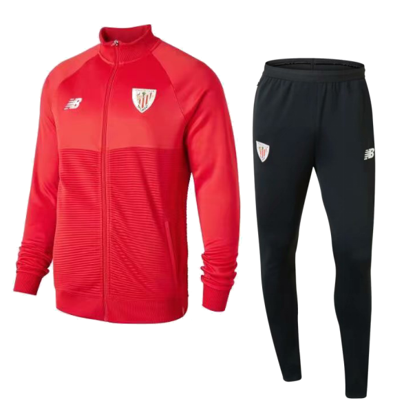Survêtement Athletic Bilbao Veste Rouge 2018/19