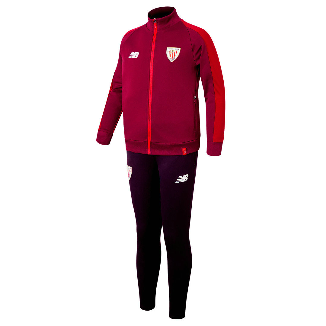 Survêtement Athletic Bilbao Veste Rose/Violet 2018/19