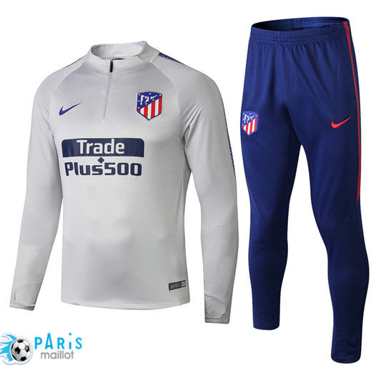 Survêtement Atletico Madrid Gris 2018/19