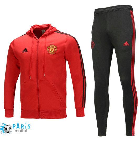 Survêtement Foot Manchester United Veste