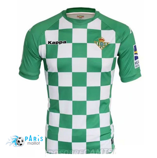 Maillotparis Maillot foot Royal Betis limited edition Vert 2019/20