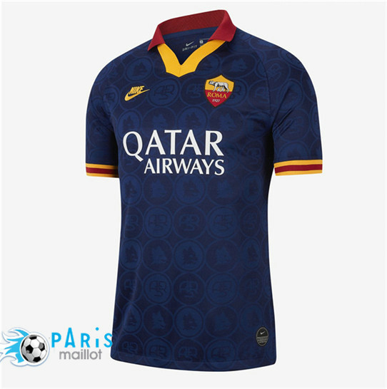 Maillotparis Nouveau Maillot AS Roma Third 2019/20