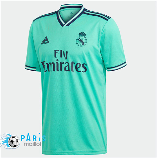 Maillotparis Nouveau Maillot Real Madrid Third 2019/20
