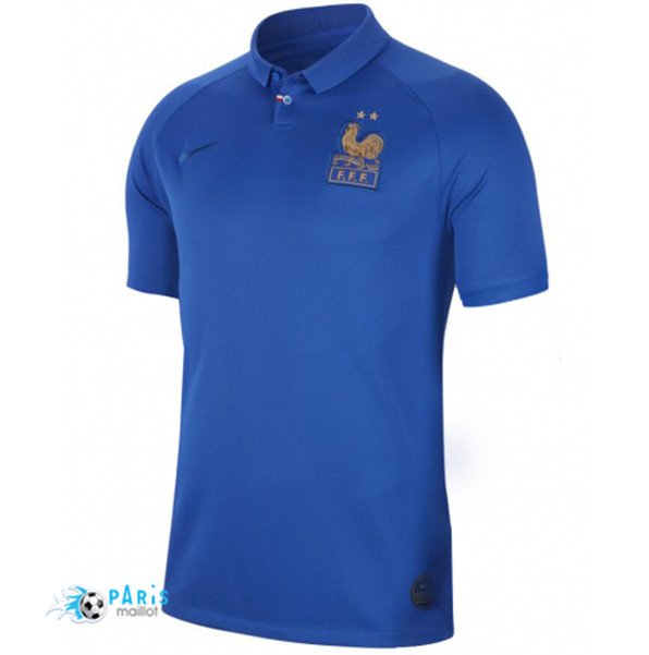 Maillotparis Nouveau Maillot de Foot collector France FFF 100 ans