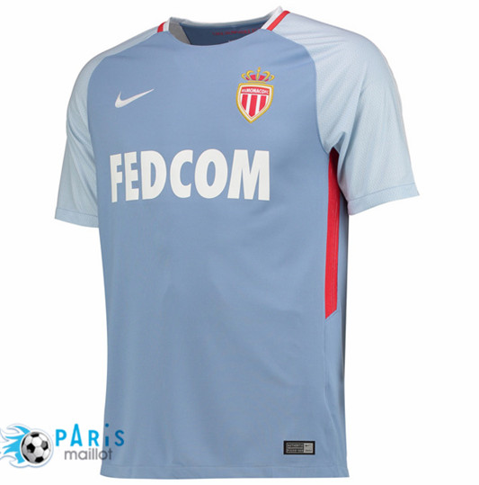 Maillot AS Monaco Exterieur 2017/2018
