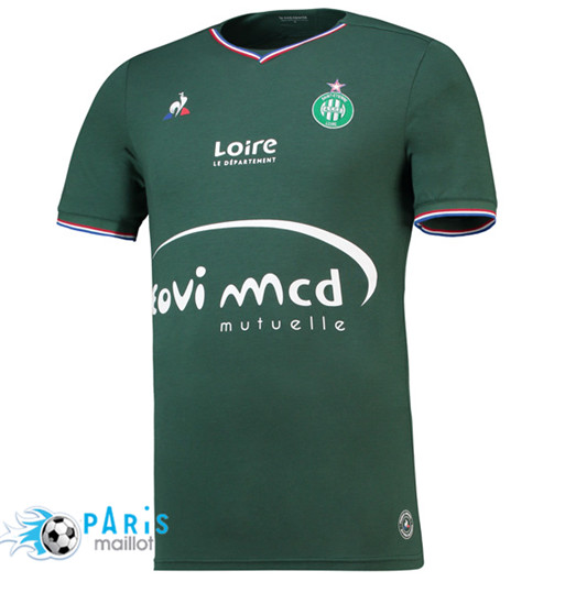 Maillot AS Saint-etienne Domicile 2017 2018
