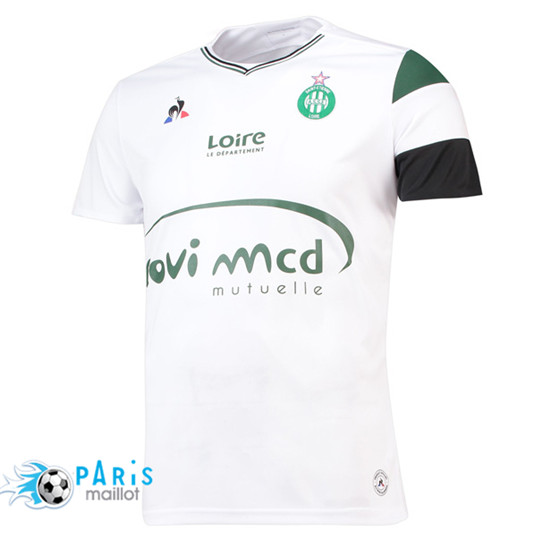 Maillot AS Saint-etienne Exterieur 2017 2018