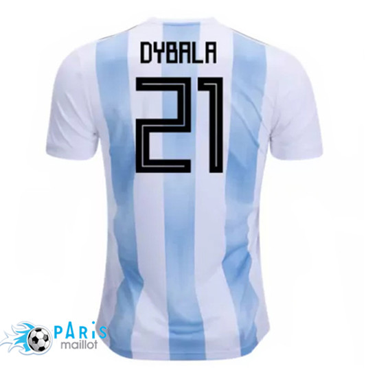 Maillot Dybala Argentine Domicile 2018