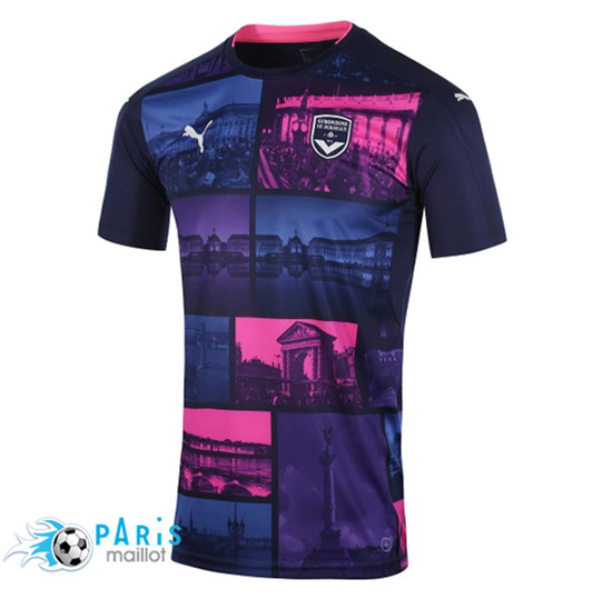 Maillot Bordeaux Third 2016/2017