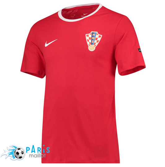T Shirt Croatie Coupe Du Monde 2018 Jogging