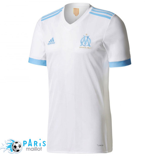 Maillot Olympique Marseille Domicile 2017/2018