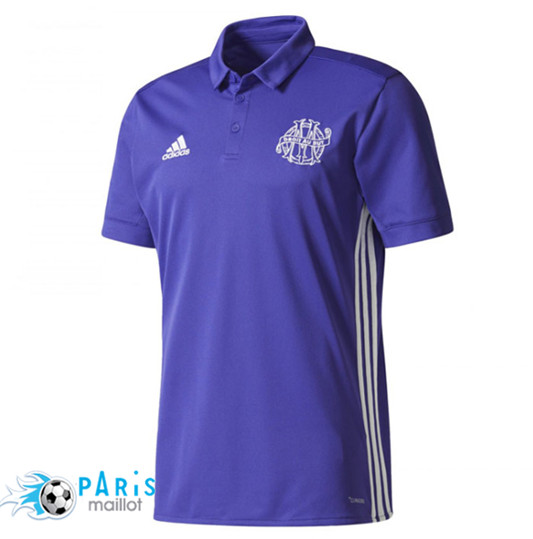 Maillot Olympique Marseille Third 2017/2018