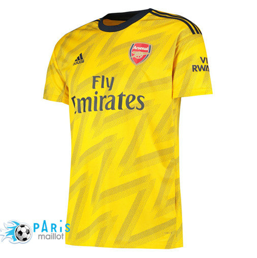 Maillotparis Mode‎ Arsenal Exterieur 2019/20