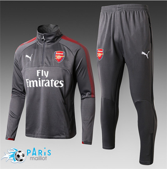 Survêtement Arsenal Gris 2017/2018